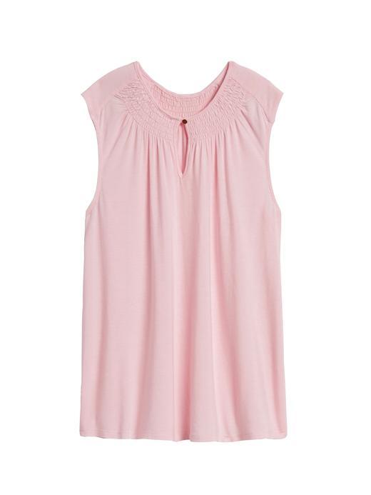 Kadın Pembe Yumuşak Streç Modal Bluz