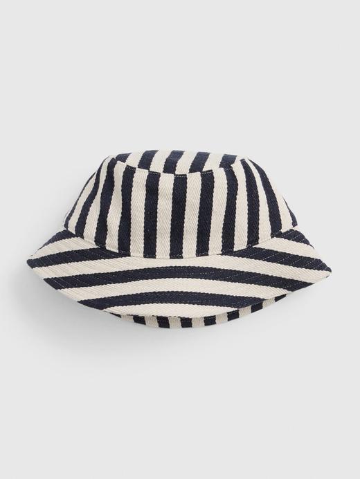 Kadın Lacivert Bucket Şapka