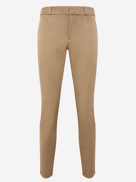 Kadın Kahverengi Sloan Skinny-Fit Pantolon