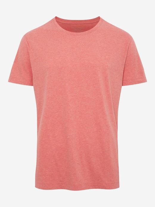Erkek Kırmızı Kısa Kollu T-Shirt