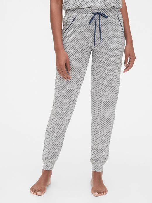 Kadın Mavi Truesleep Modal Pijama Altı