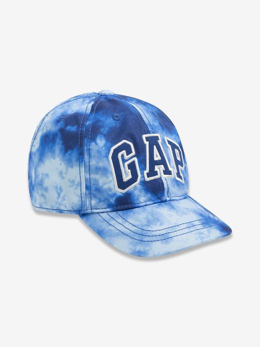 Erkek Çocuk Mavi Gap Logo Beyzbol Şapkası