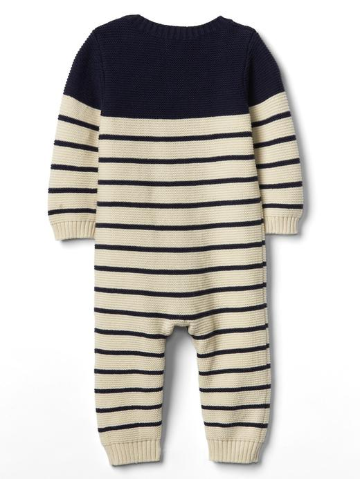 Erkek Bebek Gri %100 Organik Pamuk Brannan Tulum