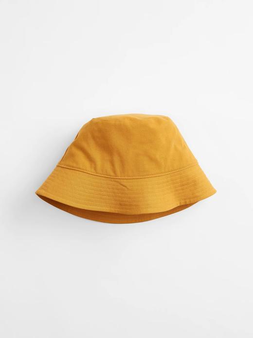 Erkek Sarı Bucket Şapka