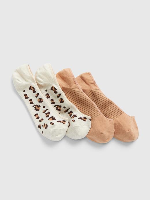 Kadın Bej 2'li Babet Çorabı Seti