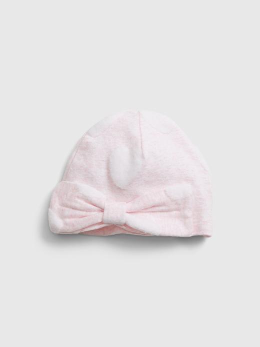 Erkek Bebek Pembe First Favorite Şapka