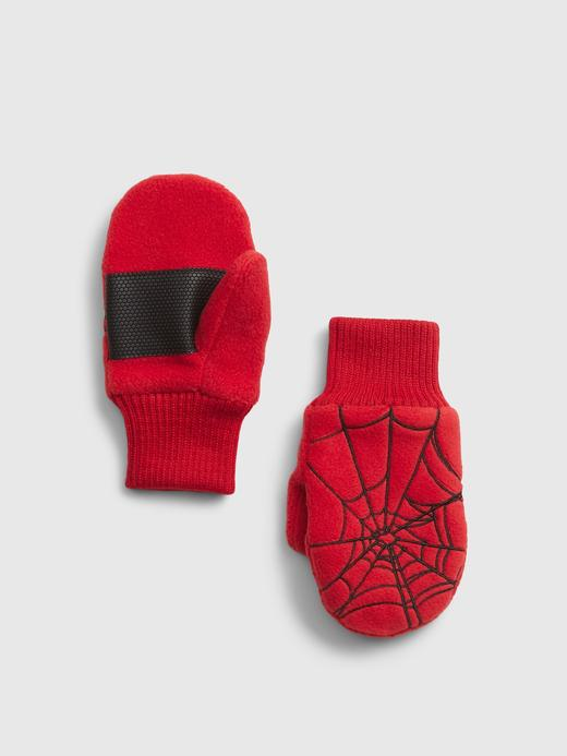 Bebek kirmizi Marvel Spider-Man Eldiven
