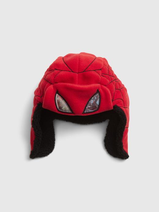 Bebek Kırmızı Marvel Spider-Man Bere