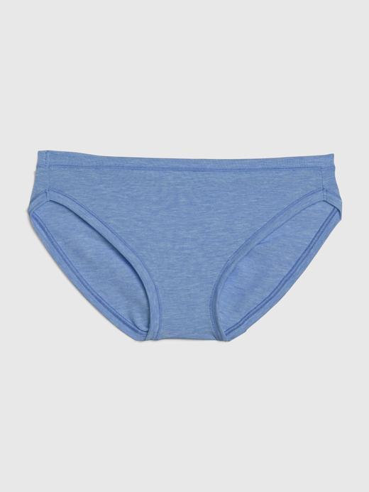 Kadın Mavi Breathe Bikini Külot
