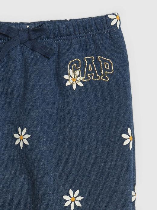 Kız Bebek Lacivert Gap Logo Eşofman Altı