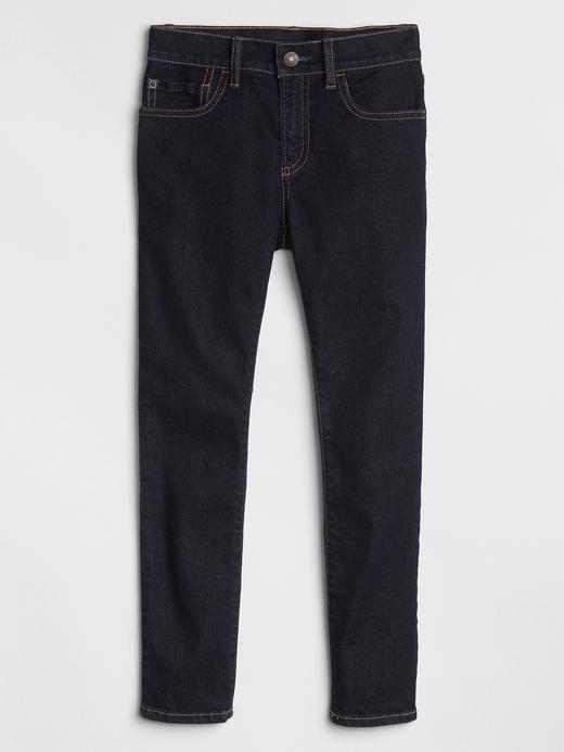 Erkek Çocuk Lacivert Fantastiflex Straight Jean Pantolon