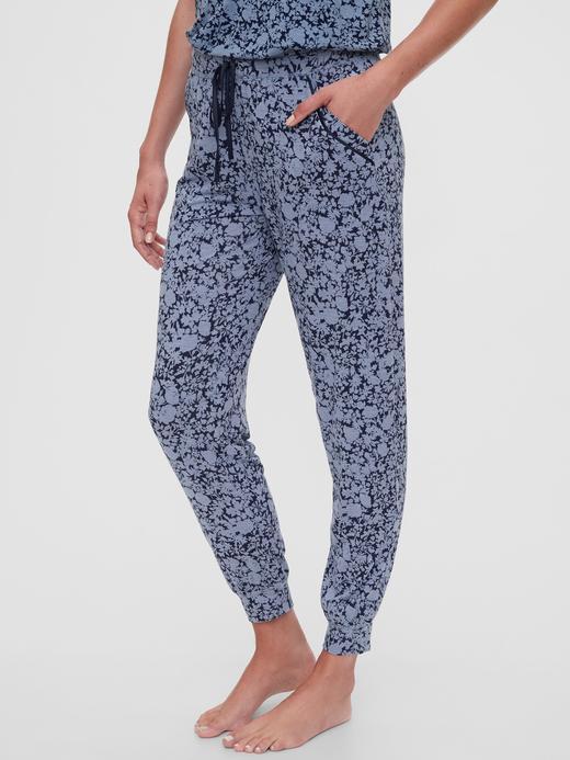 Kadın Lacivert Modal Pijama Altı