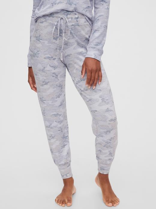 Kadın Lacivert Yumuşak Pijama Altı