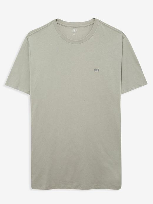 Erkek Çok renkli 3'lü Gap Logo Kısa Kollu T-Shirt Seti