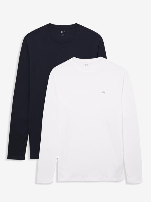 Erkek Lacivert 2'li Gap Logo T-Shirt Seti