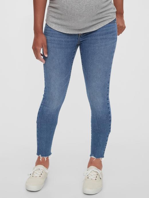 Mavi Maternity Favorite Jegging Jean Pantolon