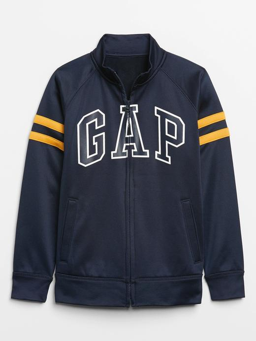 Erkek Çocuk Lacivert GapFit Gap Logo Sweatshirt