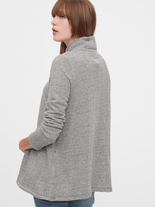 Kadın Pembe Maternity Uzun Kollu Sweatshirt
