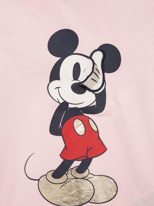 Kız Bebek Pembe Disney Minie Mouse T-Shirt