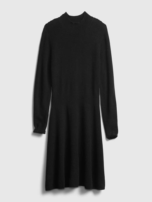 Kadın Mor Fit & Flare Elbise