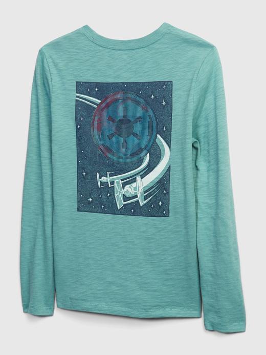 Erkek Çocuk beyaz Star Wars™ Grafik T-Shirt