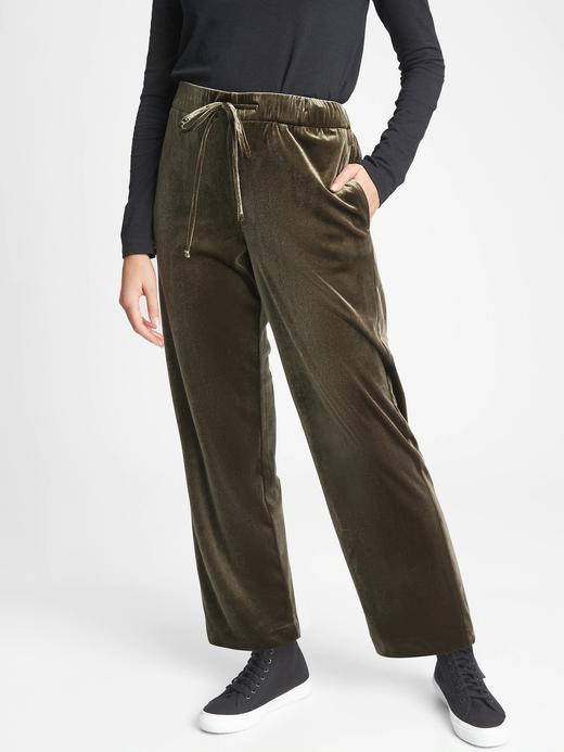 Kadın DEEP WOODS 651 Kadife Pantolon