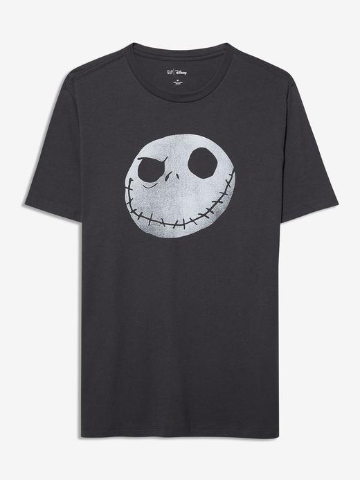 Erkek Siyah Kısa Kollu Grafik T-Shirt