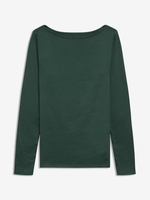 Kadın  Modern Yuvarlak Yaka T-Shirt