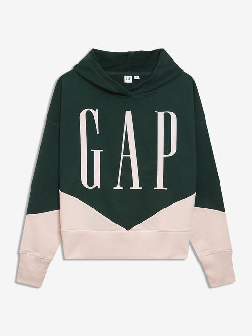Kadın  Gap Logo Kapüşonlu Sweatshirt