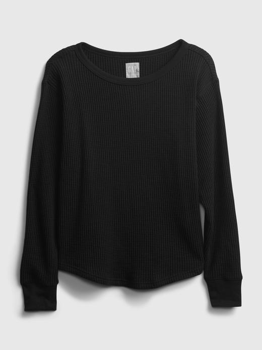 Kadın  Yuvarlak Yaka Uzun Kollu T-Shirt