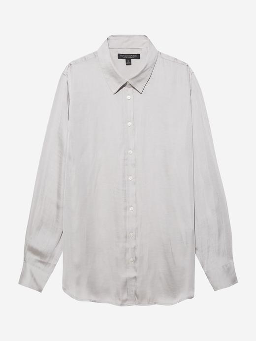 Kadın  Dillon Classic-Fit Gömlek