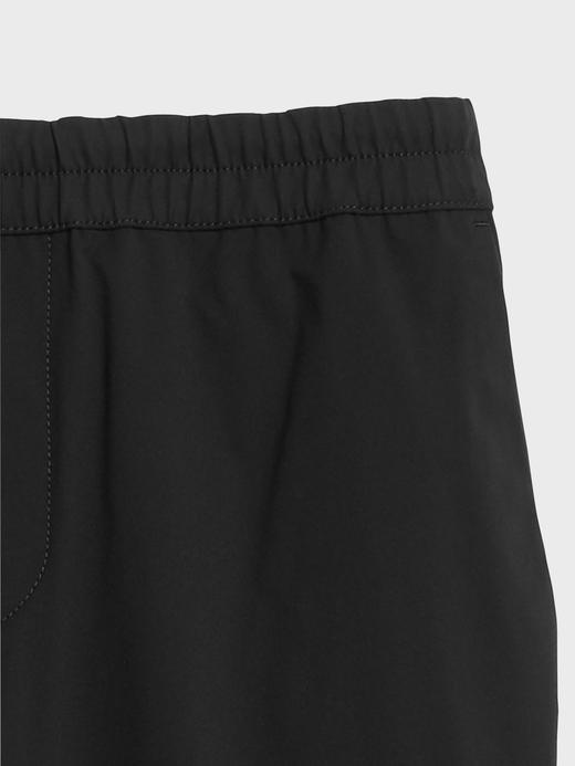 Erkek Kahverengi Motion Tech Jogger Pantolon