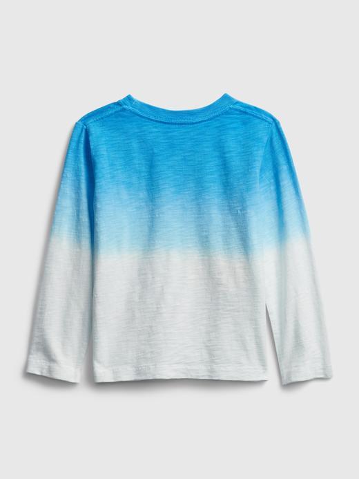 Erkek Bebek  Dip-Dye Grafik T-Shirt
