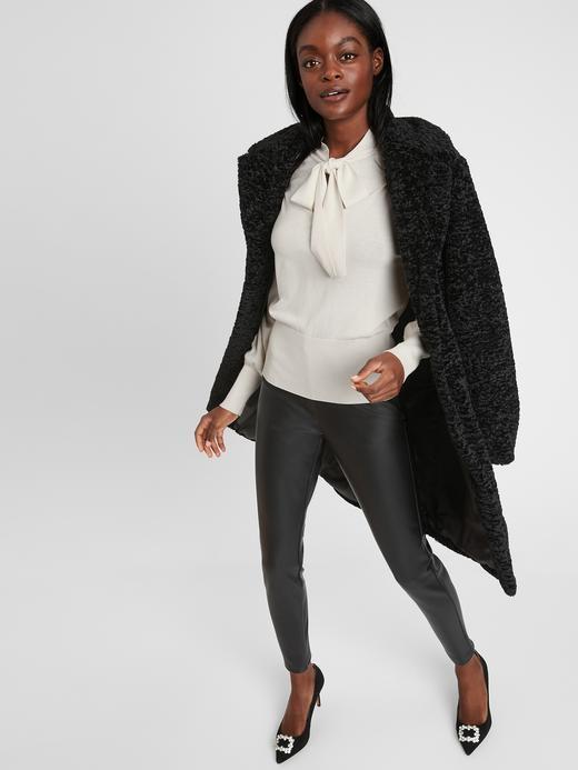 Kadın SNOW DAY Yaka Detaylı Bluz