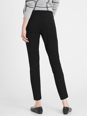 Kadın Kırmızı Sloan Skinny-Fit Pantolon