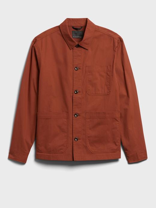 Erkek Kahverengi Su Geçirmez Ceket