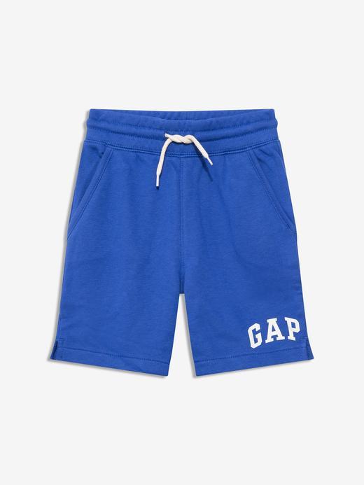 Erkek Bebek Lacivert Gap Logo Şort