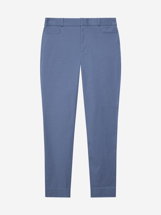 Kadın mavi Sloan Pantolon