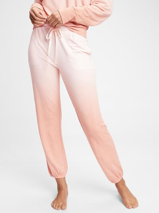 Kadın Pembe Modal Karışımlı Supersoft Pijama Altı