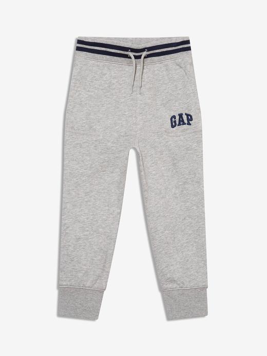 Erkek Bebek Gri Gap Logo Jogger Eşofman Altı
