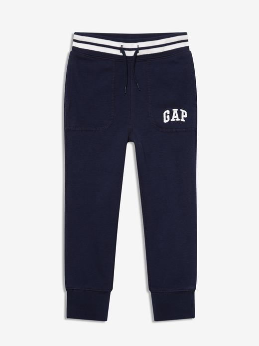 Erkek Bebek Lacivert Gap Logo Jogger Eşofman Altı