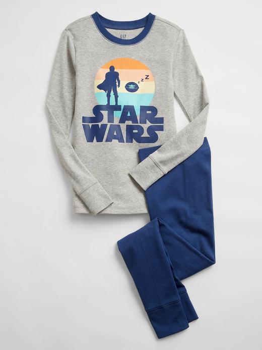 Erkek Çocuk Gri Star Wars™ Pijama Takımı