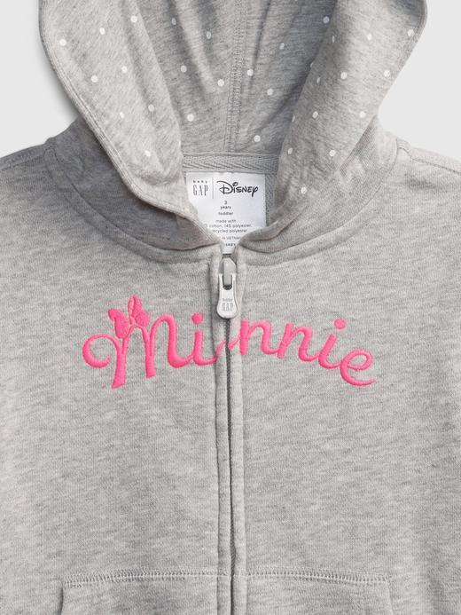 Kız Bebek minnie mouse desenli. Disney Minnie Mouse Kapüşonlu Sweatshirt