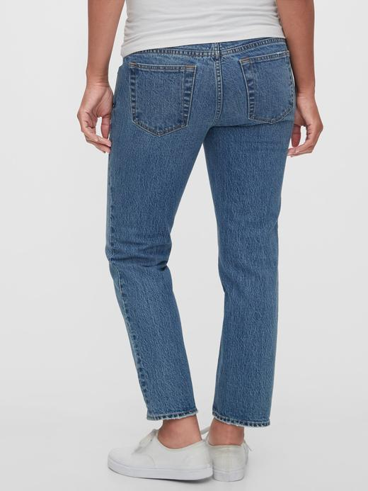 Mavi Maternity Straight Jean Pantolon