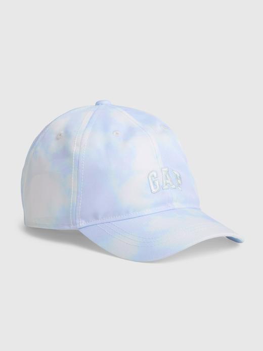 Kız Çocuk Mavi Gap Logo Şapka