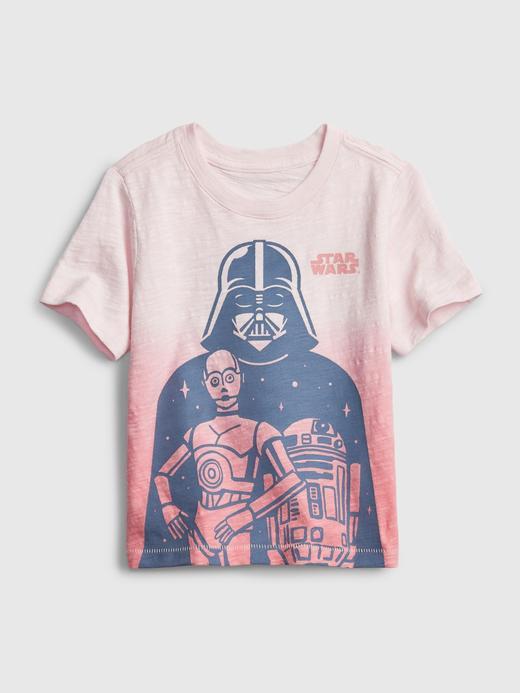 Erkek Bebek Pembe Star Wars™ Grafik T-shirt