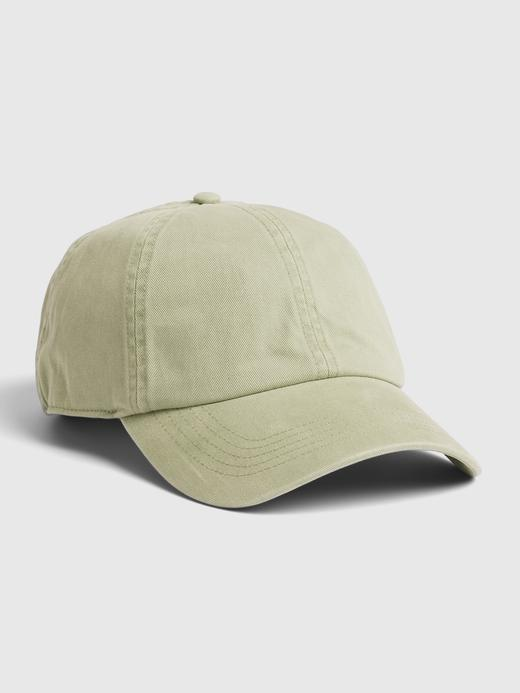 Erkek Yeşil Beyzbol Şapkası