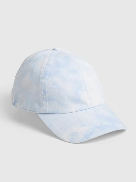 Erkek Mavi Beyzbol Şapkası