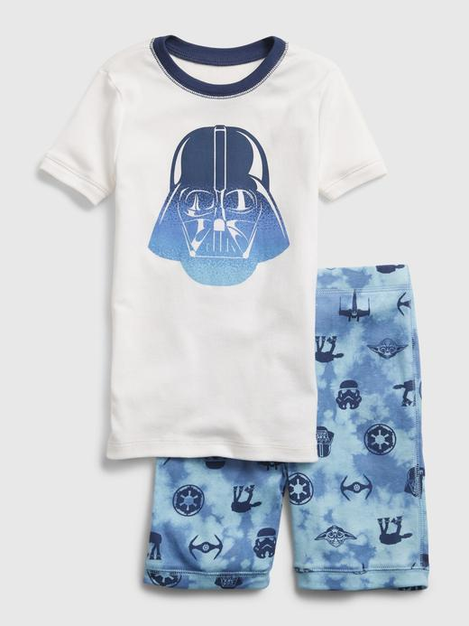 Erkek Çocuk Mavi Star Wars™ Desenl, Pijama Seti