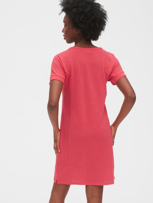 Kadın Pembe Maternity Nursing  Elbisesi